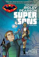 Super Sons: Escape to Landis Pdf/ePub eBook