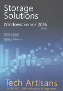 Windows Server 2016  Storage Solutions