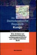 Die Demokratische Republik Kongo