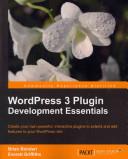 WordPress 3 Plugin Developement Essentials