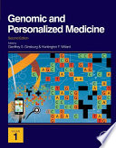"""Genomic and Personalized Medicine: V1-2"" by Geoffrey S. Ginsburg, Huntington F Willard"