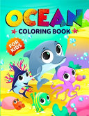 Ocean Coloring Book for Kids