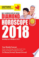 Diamond Horoscope 2018 : Sagittarius