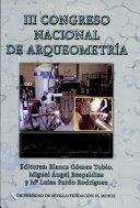 III Congreso Nacional de Arqueometr  a