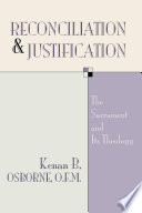 Reconciliation and Justification