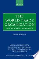 The World Trade Organization.epub