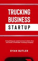 Trucking Business Startup