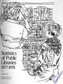Statistics of Public Libraries