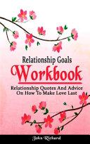 Relationship Goals Workbook