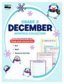 December Monthly Collection, Grade 3 Pdf/ePub eBook
