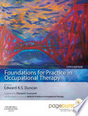 Foundations for Practice in Occupational Therapy   E BOOK Book