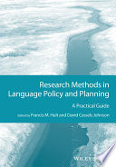 Research Methods in Language Policy and Planning