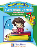 I Love HandsOn Math Workbook Book 4