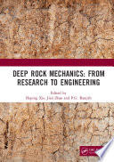 Deep Rock Mechanics  From Research to Engineering