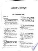 Energy Meetings