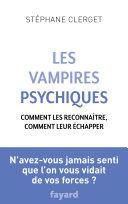 Pdf Les Vampires psychiques Telecharger