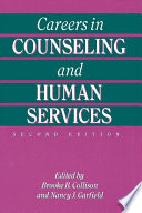 Careers In Counseling And Human Services Book PDF