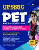 Upsssc Pet Preliminary Exam Guide For Group C Other Posts 2021