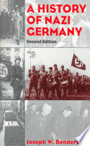 A History of Nazi Germany Book PDF