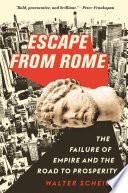 Escape from Rome Pdf/ePub eBook