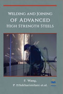 Welding and Joining of Advanced High Strength Steels Book