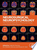 Neurosurgical Neuropsychology