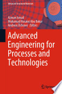 Advanced Engineering for Processes and Technologies