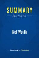 Summary: Net Worth [Pdf/ePub] eBook