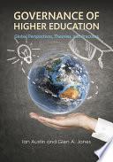 Governance of Higher Education