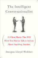 Pdf The Intelligent Conversationalist