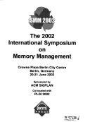 International Symposium on Memory Management