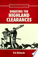 Debating the Highland Clearances Book