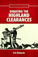 Debating the Highland Clearances Pdf/ePub eBook