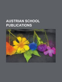 Austrian School Publications