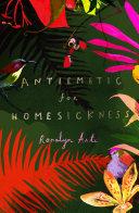 Antiemetic for Homesickness