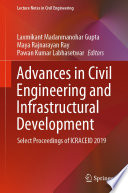 Advances in Civil Engineering and Infrastructural Development