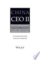 China CEO II