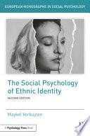 The Social Psychology of Ethnic Identity