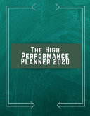 The High Performance Planner 2020 Book