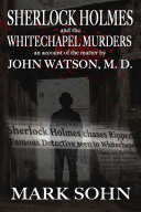 Pdf Sherlock Holmes and the Whitechapel Murders