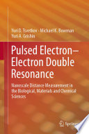 Pulsed Electron–Electron Double Resonance