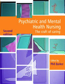 Psychiatric and Mental Health Nursing Pdf/ePub eBook