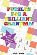 Puzzles for a Brilliant Grandma