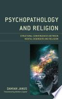 Psychopathology and Religion