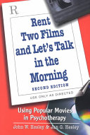 Rent Two Films and Let s Talk in the Morning