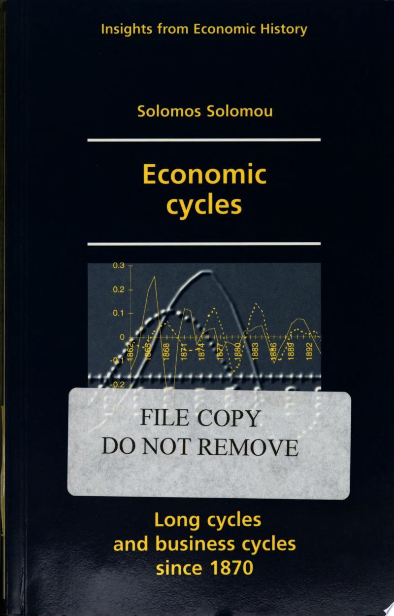 Economic Cycles banner backdrop