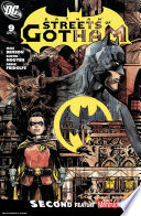 Batman Streets Of Gotham 2009 9