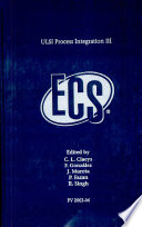 ULSI Process Integration III Book