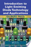 Introduction To Light Emitting Diode Technology And Applications Book PDF