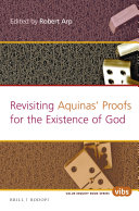 Revisiting Aquinas    Proofs for the Existence of God